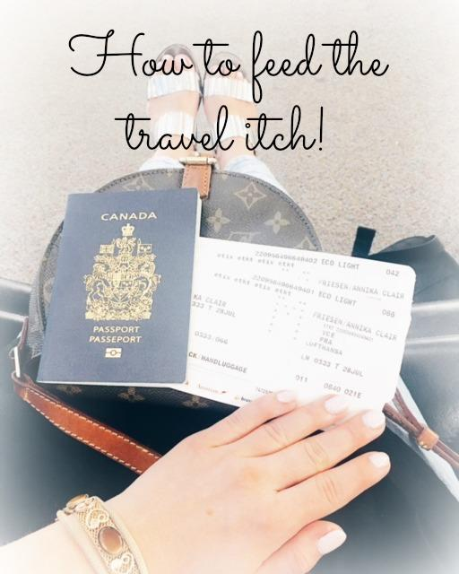 travel itch