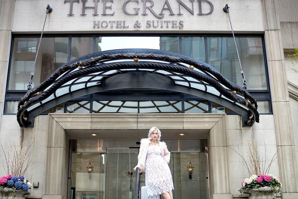 My stay at The Grand Hotel – Luxury downtown Toronto!