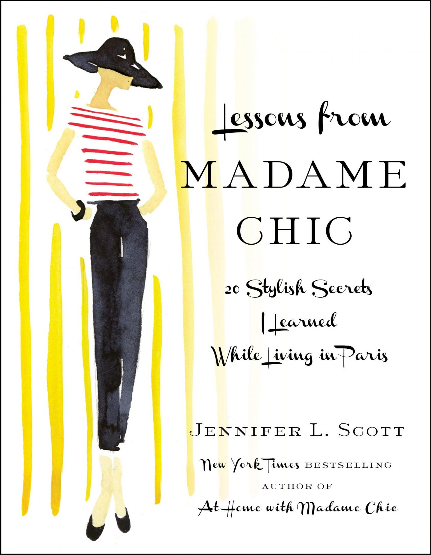 Bonjour! Interview with Jennifer Scott, author of Madame Chic