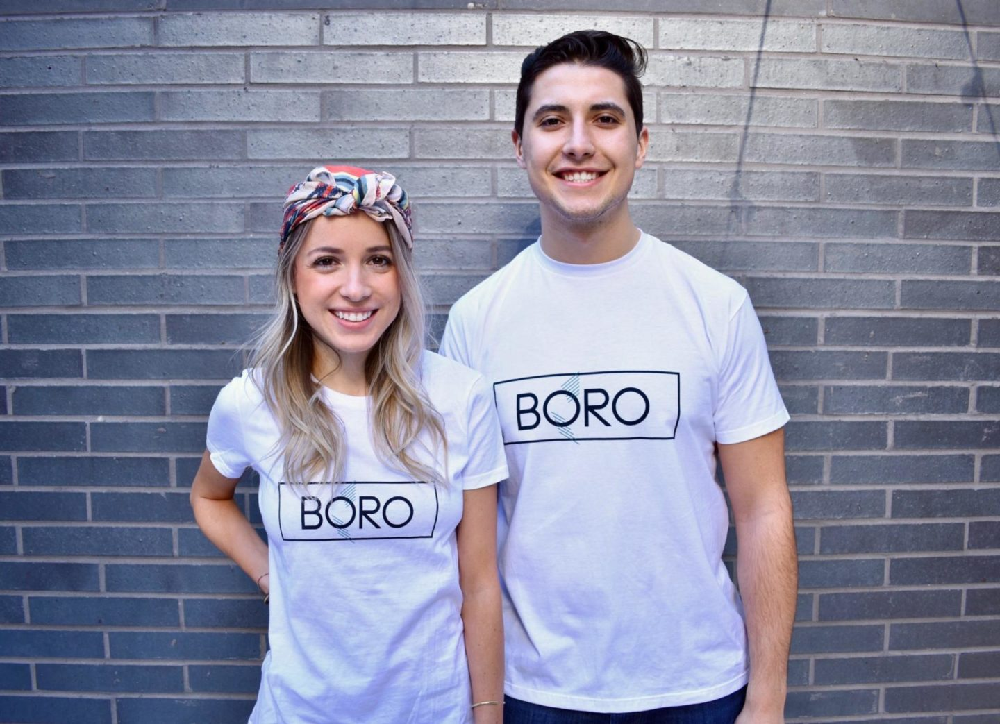 Boro Clothing & Co-founders Natalie & Chris !