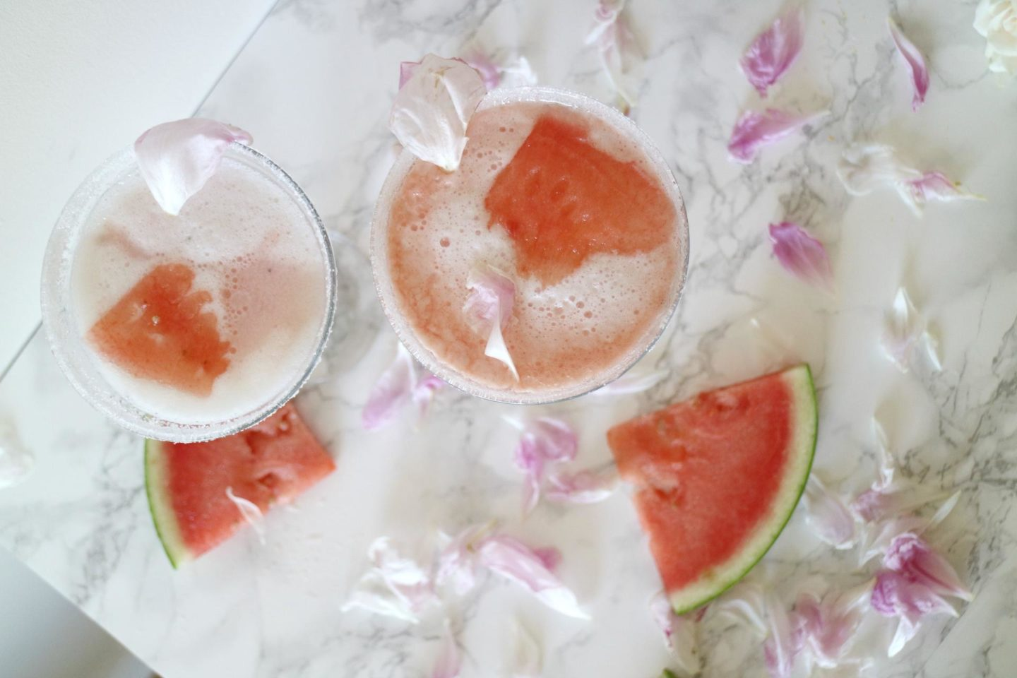 Watermelon Cosmopolitan – the new drink of summer!