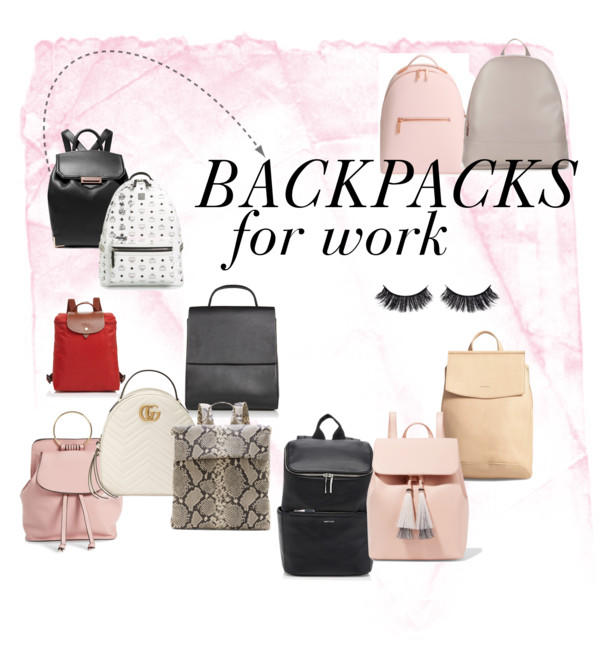Backpacks you can take to work!