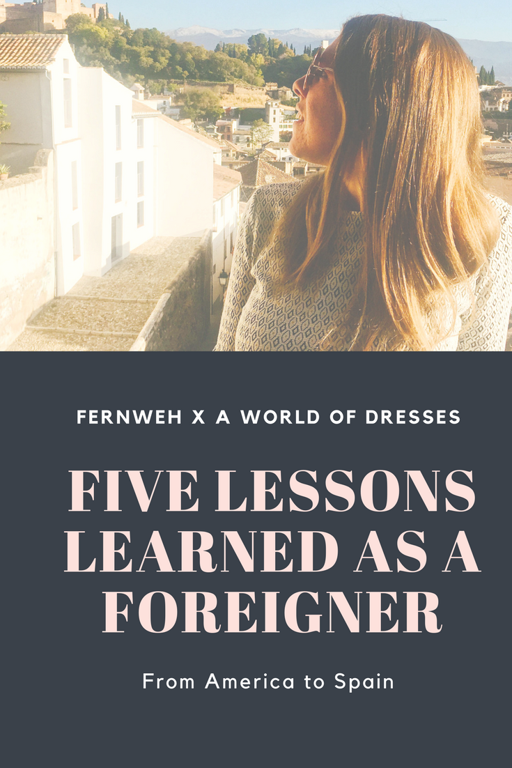 pinterest banner lessons learned as a foreigner