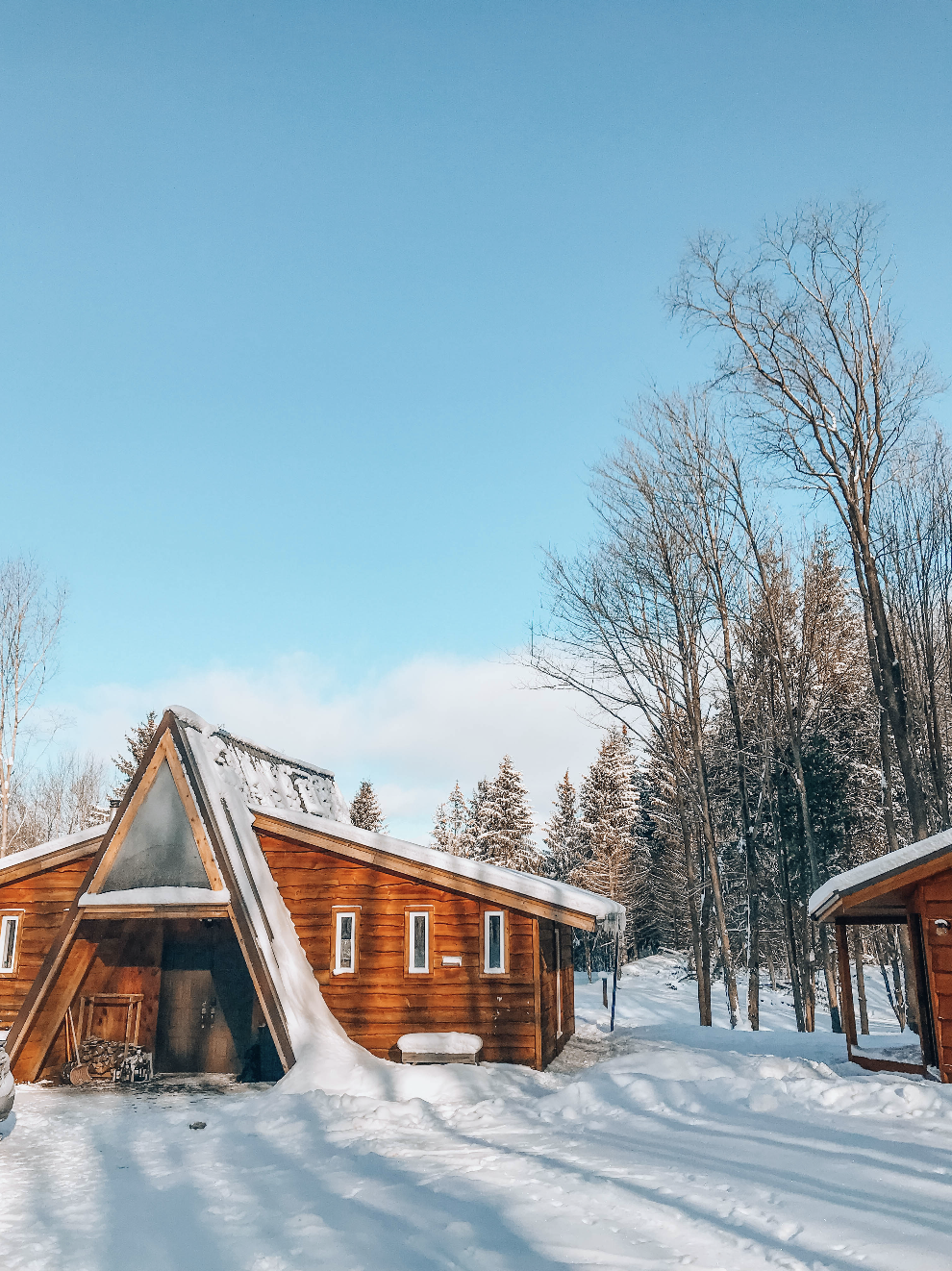 Getaway Cabins – Adventures in Ellicottville, NY
